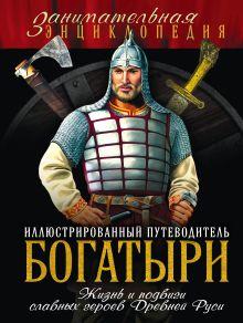 Шарковский Д.М. - Богатыри: иллюстрированный путеводитель обложка книги