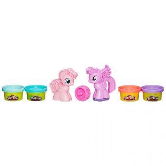 """Play-Doh Игровой набор """"Пони: Знаки Отличия"""" (B0010)"""