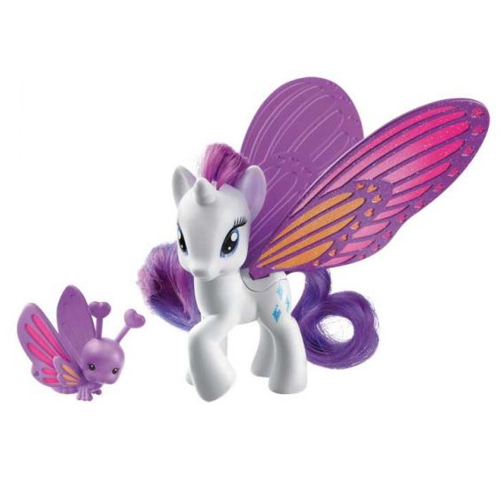 """My Little Pony Пони """"Делюкс"""" с волшебными крыльями (в ассорт.) (B0358)"""