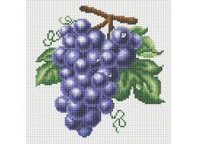- Мозаичные картины. Гроздь винограда (032-ST ) обложка книги