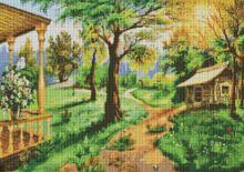 - Мозаичные картины. Дорожки-тропинки (167-ST ) обложка книги