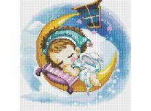 - Мозаичные картины. Нежный сон (135-ST ) обложка книги