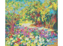 Мозаичные картины. Розы. Южная терраса дворца (172-ST )