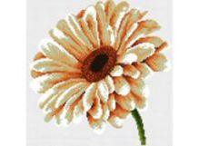 Наборы для вышивания. Белая гербера (6007-14 )