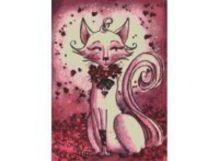 - Наборы для вышивания. В розовых тонах (4067-14 ) обложка книги