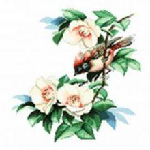 Наборы для вышивания. В цветах магнолии (1165-14 )