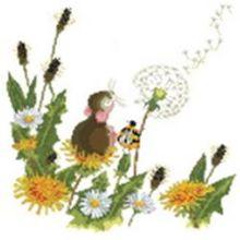 - Наборы для вышивания. Весенние игры (859-14 ) обложка книги