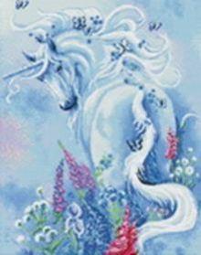 - Наборы для вышивания. Грациозный скакун (1056-14 ) обложка книги