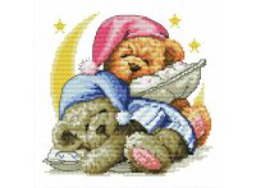 Наборы для вышивания. Два медвежонка (776-14 )
