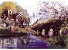 Наборы для вышивания. Домик у реки (1782-14 )