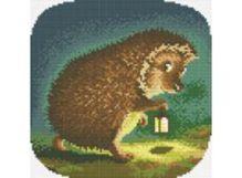 - Наборы для вышивания. Ежик (762-14 ) обложка книги