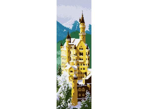 Наборы для вышивания. Замок Нойшванштайн (4134-14 )