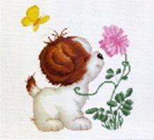 - Наборы для вышивания. Знакомство с миром (761-14 ) обложка книги