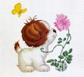 Наборы для вышивания. Знакомство с миром (761-14 )