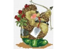 - Наборы для вышивания. Колючий амур (766-14 ) обложка книги