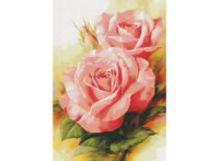 - Наборы для вышивания. Королевские розы (6080-14 ) обложка книги