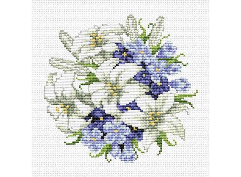 Наборы для вышивания. Лилии (6016-14 )