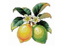 - Наборы для вышивания. Лимончики (734-14 ) обложка книги