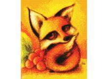 - Наборы для вышивания. Лисичка (840-14 ) обложка книги
