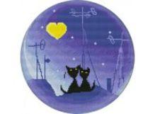 - Наборы для вышивания. Лунная ночь (3061-14 ) обложка книги