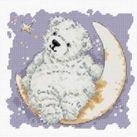 Наборы для вышивания. Лунный мишка (770-14 )