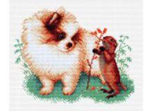 - Наборы для вышивания. Маленькие друзья (1853-14 ) обложка книги