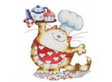 - Наборы для вышивания. Маленький шеф (402-14 ) обложка книги