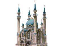 - Наборы для вышивания. Мечеть Кул Шариф (4140-14 ) обложка книги
