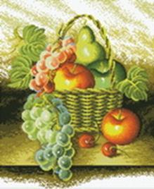 - Наборы для вышивания. Натюрморт (1034-14 ) обложка книги