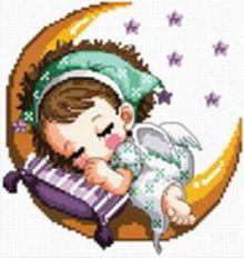 - Наборы для вышивания. Нежный сон (350-14 ) обложка книги