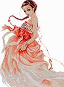- Наборы для вышивания. Очаровательная танцовщица (4183-14 ) обложка книги
