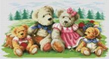 - Наборы для вышивания. Пикник (2826-14 ) обложка книги