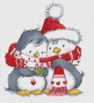 Наборы для вышивания. Пингвинчики (418-14 )