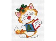 - Наборы для вышивания. Поющий котенок (851-14 ) обложка книги