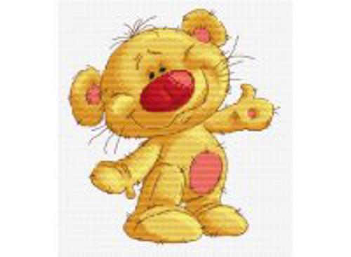 Наборы для вышивания. Привет Медвед (119-14 )