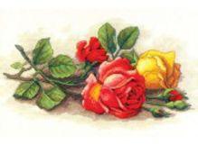 - Наборы для вышивания. Признание (6036-14 ) обложка книги