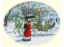 - Наборы для вышивания. Прогулка (1367-14 ) обложка книги
