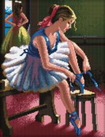 Наборы для вышивания. Пуанты (1893-14 )