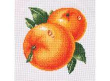 - Наборы для вышивания. Сочные апельсины (737-14 ) обложка книги