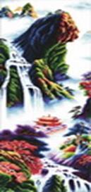 - Наборы для вышивания. Туманное утро (3232-14 ) обложка книги
