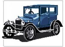 - Наборы для вышивания. Форд Т 1927 (405-14 ) обложка книги