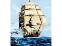 - Наборы для вышивания. Фрегат (1003-14 ) обложка книги