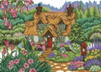 Наборы для вышивания. Цветочные холмы (4021-14 )