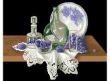 - Наборы для вышивания в формате 3D. Голубой натюрморт (7060-3D ) обложка книги