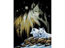 - Наборы для вышивания в формате 3D. Ночные стражи (7070-3D ) обложка книги