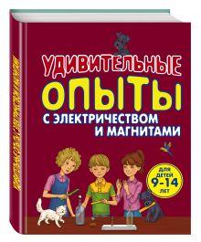 Проневский А.Г. - Удивительные опыты с электричеством и магнитами обложка книги