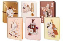 - Наборы для скрапбукинга. Набор для создания 12-ти открыток В розовых тонах (301-SB ) обложка книги