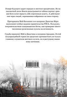Обложка сзади Гнев истинной валькирии Райчел Мид