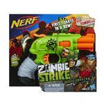 NERF - NERF Бластер Зомби Страйк Двойная Атака (A6562) обложка книги