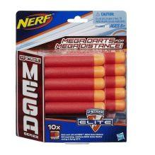 NERF МЕГА 10 Стрел (A4368)